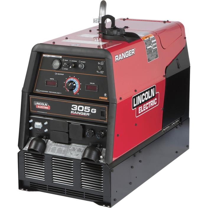 Lincoln Electric Ranger 305 G Multiprocess Welder/Generator 9500W