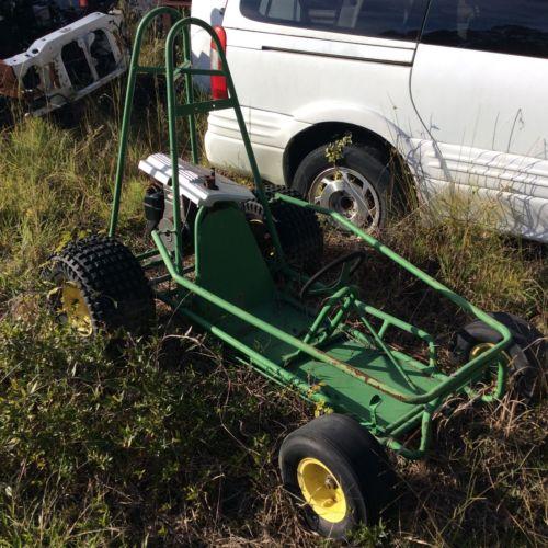 Green Go Cart