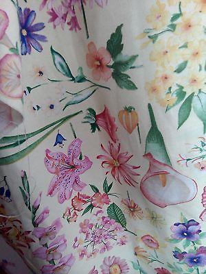 Waverly Home Dec Floral Festival Fabric