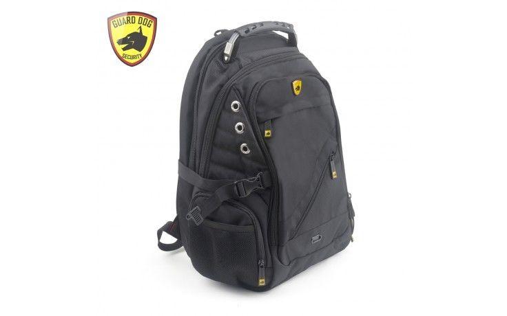 Tactical Bulletproof Backpack Rucksack Laptop Black Guard Dog Heavy Duty Men