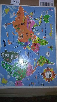 Vintage United States Puzzle - For Sale Classifieds