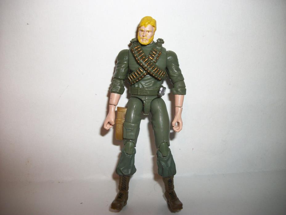 GI Joe Action Figure Modern 25th Rock n Roll
