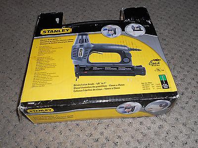 Stanley electric brad nailer TRE650