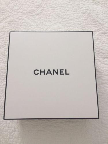 New Chanel Keepsake Box