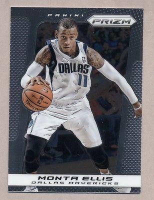 Monta Ellis 2013-14 Panini Prizm #11 Dallas Mavericks