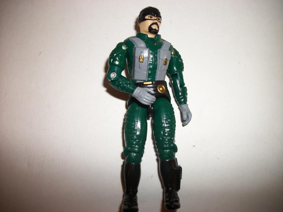 GI Joe Vintage Figure 1980s Cobra Aero Viper