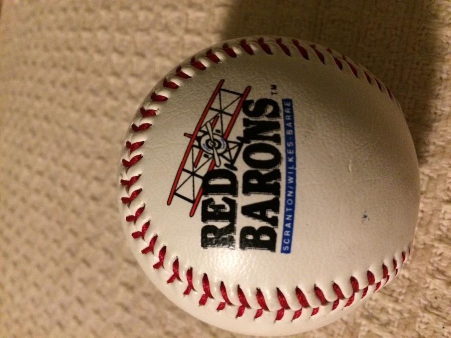Red Barons scranton wilkes barre pa baseball