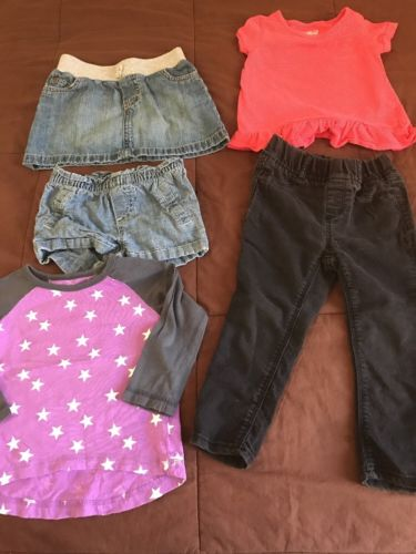 2 t baby girl clothes