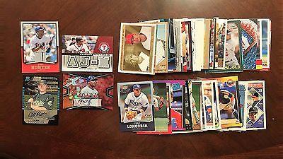 Baseball Card Lot: Pujols, Jeter, Rookies, Autos, Patches!