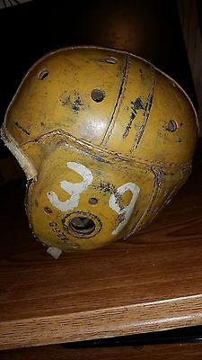 vintage rawlings football helmet