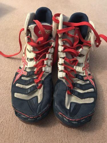 Nike Omniflex Pursuits Wrestling Shoes Size 8