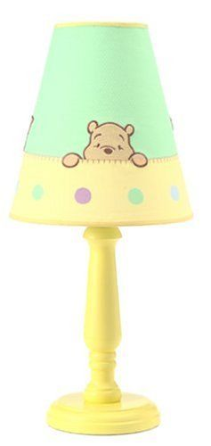 Winnie The Pooh: Peek A Pooh Lamp