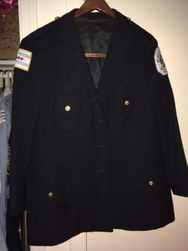 Vintage Chicago Police Department Women's Uniform Jacket