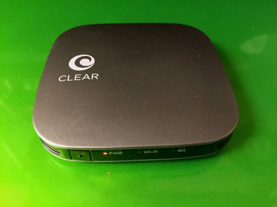 Clear Spot Voyager IMW-C910W 4G Mobile Wireless Portable Hotspot Router