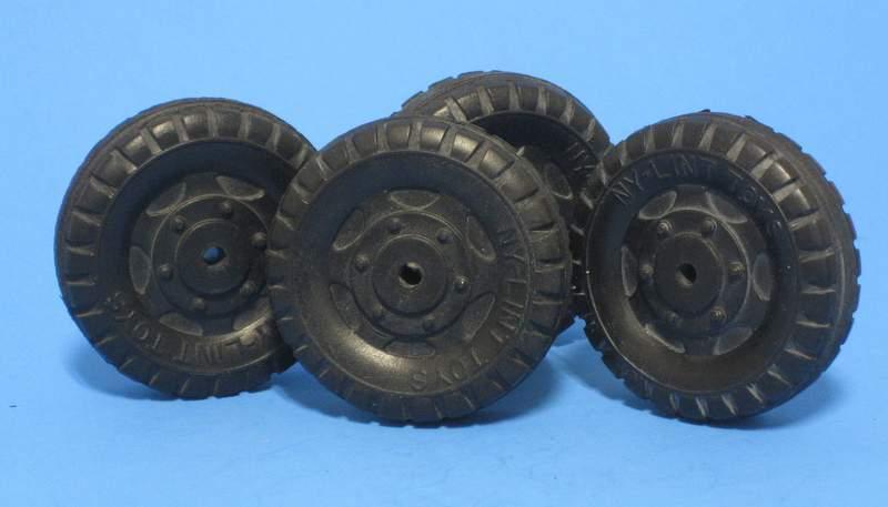 Four Original Ny-Lint Toys 2