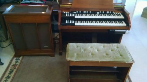 Hammond C3 Organ, PR 40 Tone Cabinet, Nice