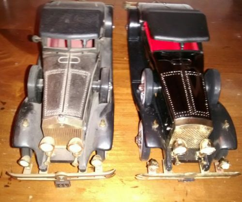 1931 Rolls Royce and Classic Car Solid State Radios