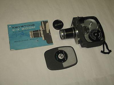 Keystone 8mm camera