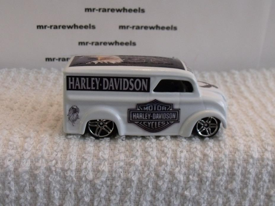 Dairy Delivery Truck  ( Harley Davidson )   ( CUSTOM )