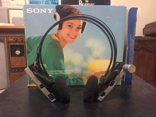 FM/AM Headphone receiver/Walkman
