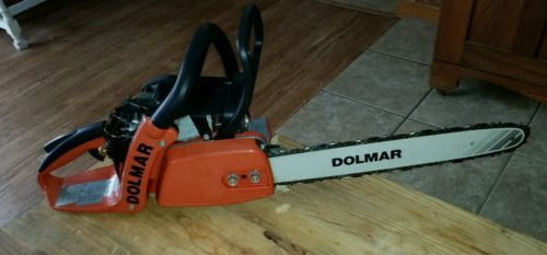 Dolmar Chainsaw Bar For Sale Classifieds