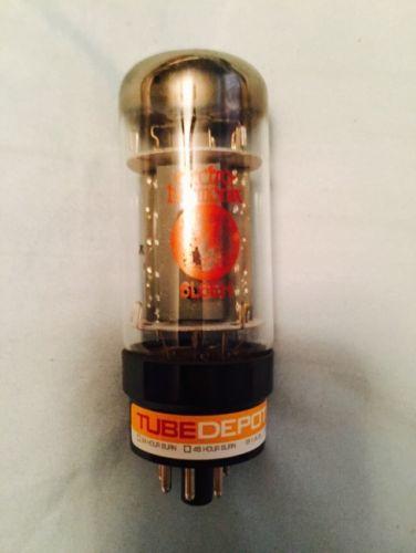 Electro Harmonix 6L6GC Guitar Amplifier Tube