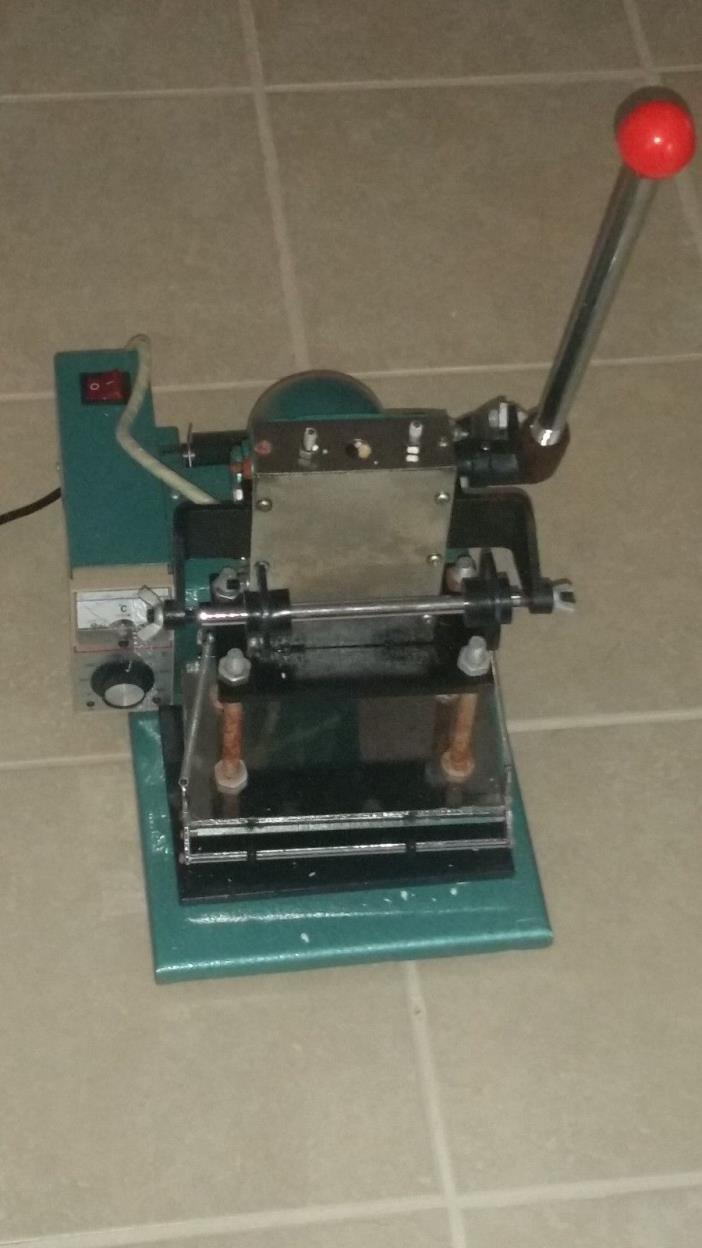 hot stamping press