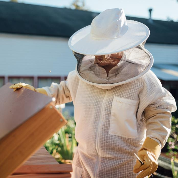 BeeHappy Premium Ultra Ventilated Bee Keeping Suits XXL (2XL)