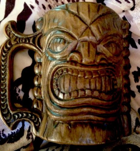 Tiki Mug ~ Hawaii