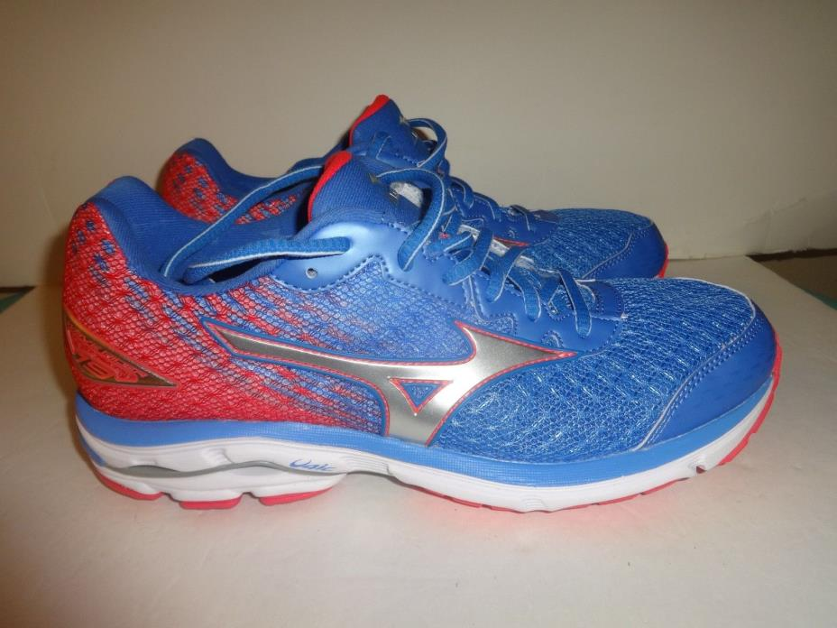 Mizuno Wave Rider 19 Women SIZE 10 Running Shoes