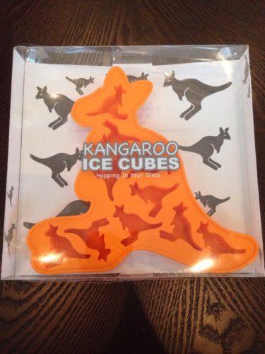 Kangaroo Ice Cubes