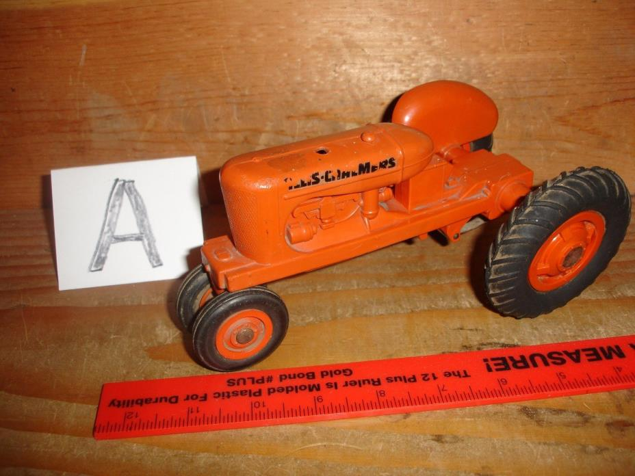 allis chalmers wd 45 part toy tractor