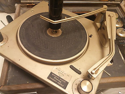 Vintage Philco Turntable from Tube Type Console