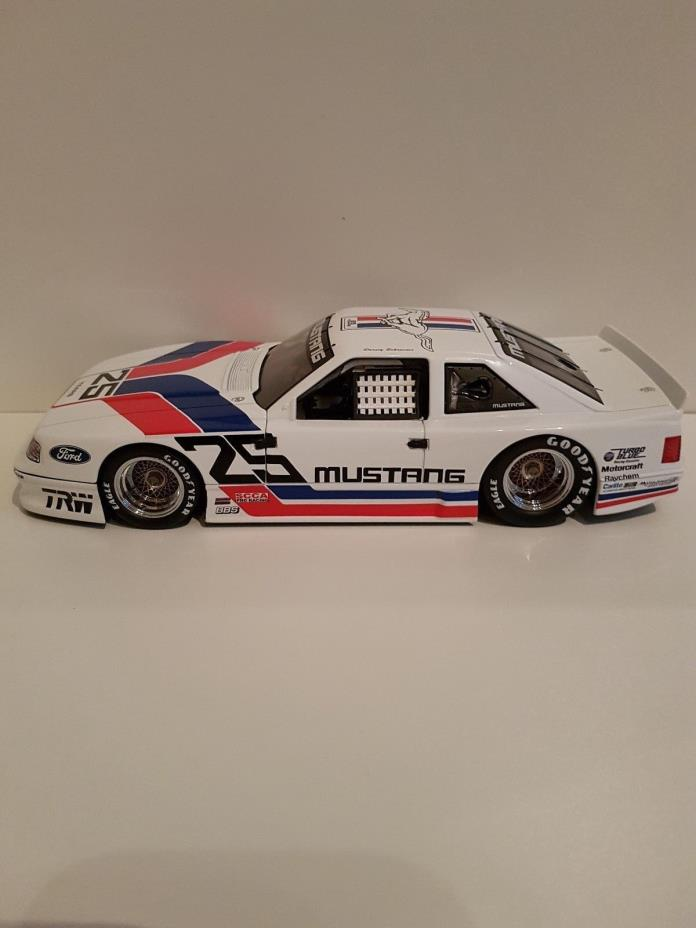 1/18 GMP 1989 25 ANNIVERSARY FORD TRANS-AM MUSTANG