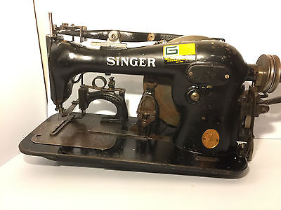 Singer 68 Class Industrial Sewing Machine -- Tacker