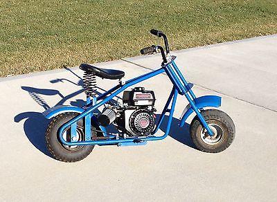 Whirlwind mini bike - Motor scooter cycle - chopper - hard tail - 6.5 hp
