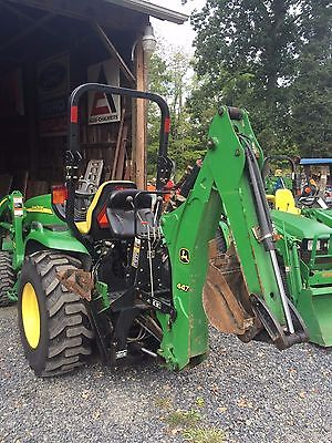 John Deere 447 Backhoe Attachment
