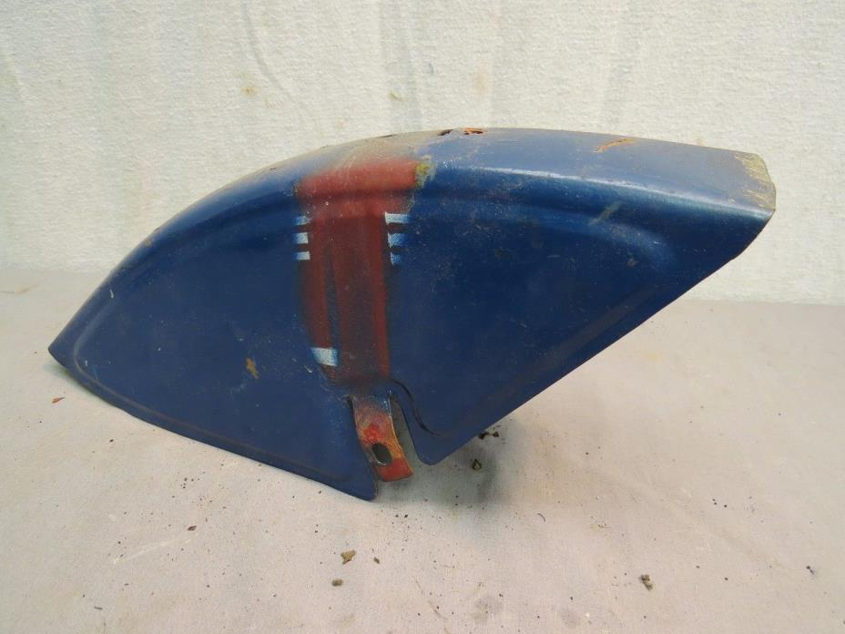 Vintage tricycle fender Murray AMF Western Flyer Midwest Industries Roadmaster