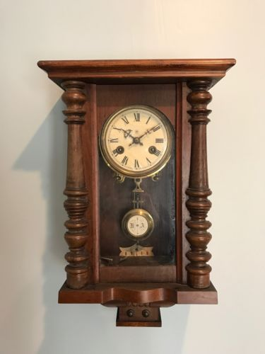 Junghans Antique German Clock Regulator