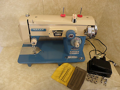 Morse Fotomatic 4100 Sewing Machine