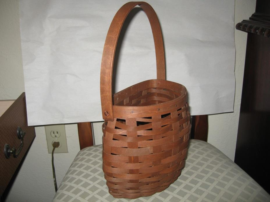 LONGABERGER WALL BASKET