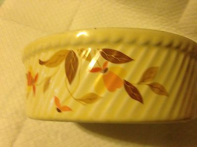 JEWEL TEA AUTUMN LEAF  BAKING DISH & JUICE PITCHER