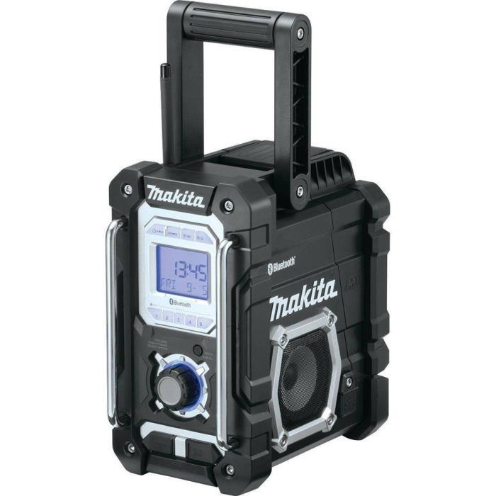 MAKITA 18V 18 VOLT LXT LITHIUM-ION CORDLESS BLUETOOTH JOB SITE RADIO XRM04B NEW
