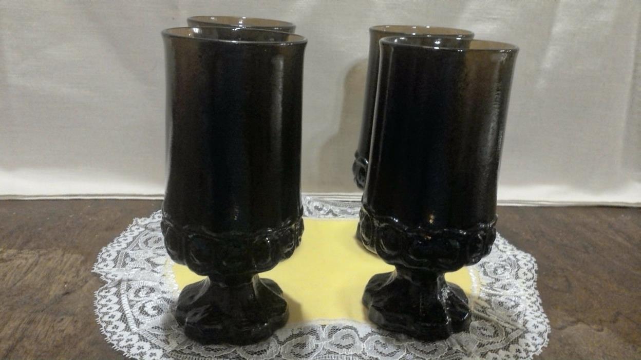 Franciscan Madeira  Iced Tea Glass Set of 4