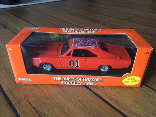 Dukes Of Hazzard General Lee Die cast 1:25