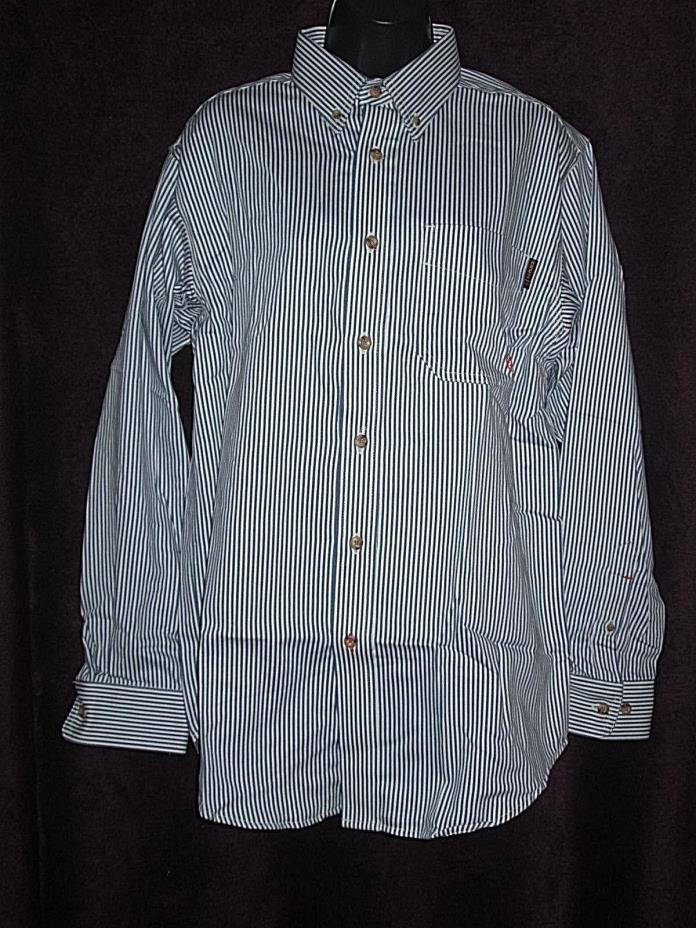Ariat Men's Flame Resistant Work Shirt Small