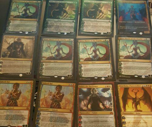 mtg card lot rares and mythics
