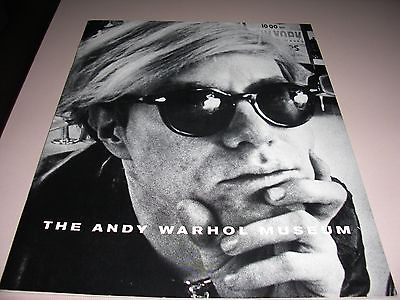 Andy Warhol Museum Opening Celebration Catalog, May 1994