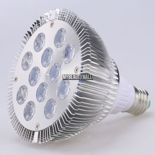 2PCS 12W LED Plant Grow Light lamp for Flowering Leaf Growing Hydroponics System