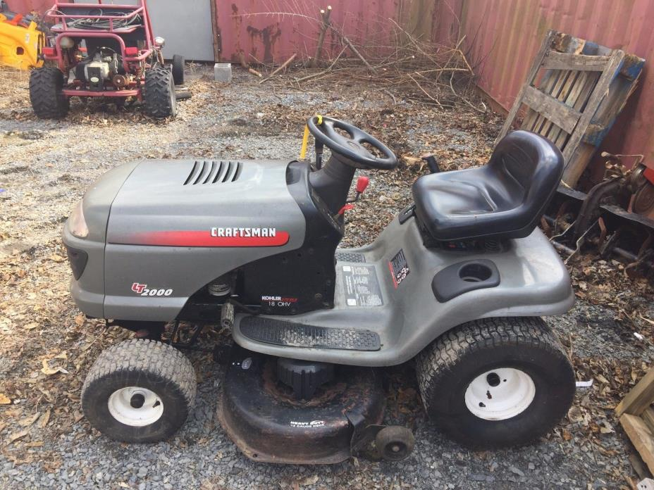 Craftsman Tractor Starter For Sale Classifieds